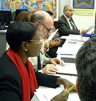 PresentationClass at UN, New York